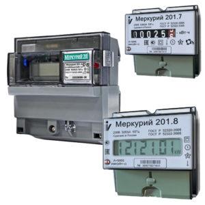 Счетчики и приборы контроля