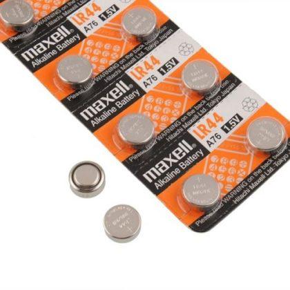 Батарейка Maxell  LR44 1,5 В